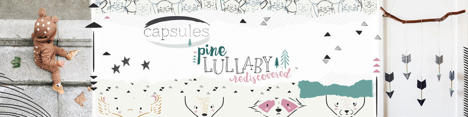 CAPSULE - Pine Lullaby Rediscovered