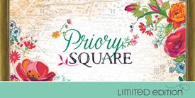 Priory Square by Katy Jones