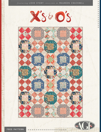 X's & O's by Maureen Cracknell